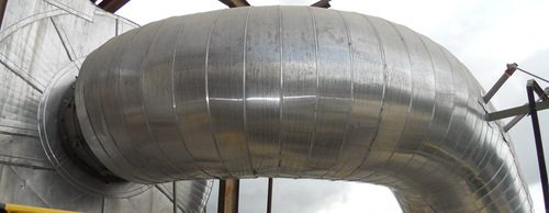 Steam Pipe Insulation Service