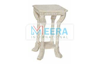 Mother of Pearl End Table