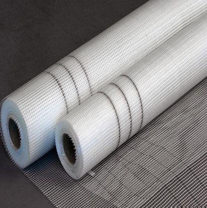 Fiber Glass Mesh Roll 01