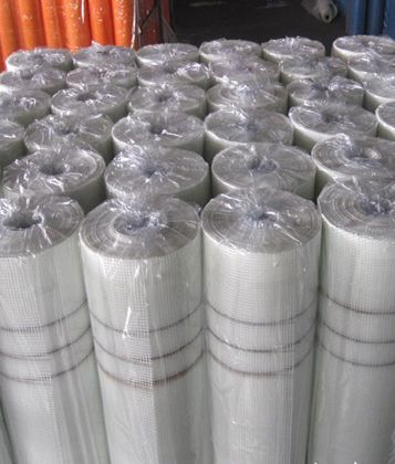 Fiber Glass Mesh Roll 02