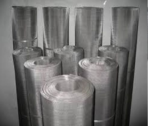 Stainless Steel Wire Mesh Roll 01