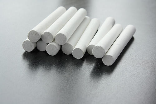 White Dustless Chalk