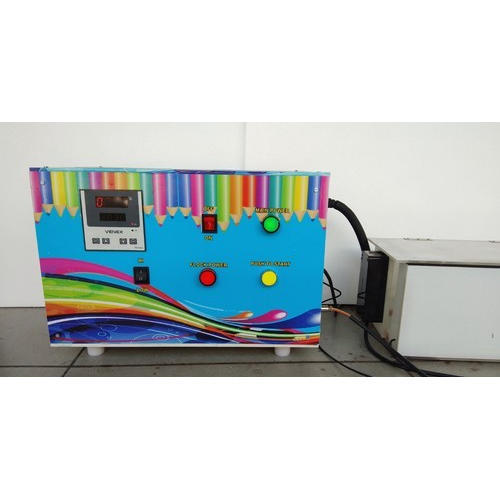 Velvet Pencil Making Machine