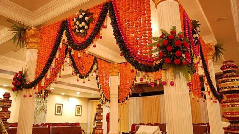 Home Flower Decoration Services