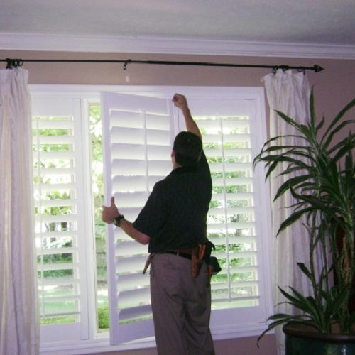 Blinds Installation Service
