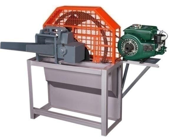 SK - 72 D Diesel Engine Chaff Cutter Machine 02