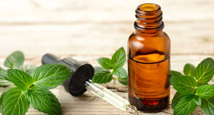 Organic Menthol Mint Oil