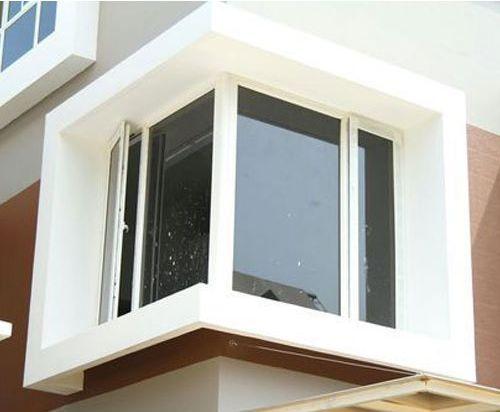 UPVC Corner Window