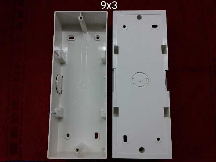 PVC Surface Modular Box