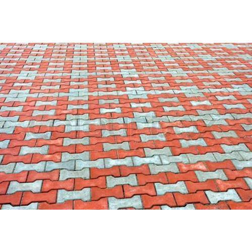I-Shape Interlocking Tiles