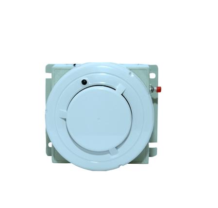 Smoke Detector System For Server Room