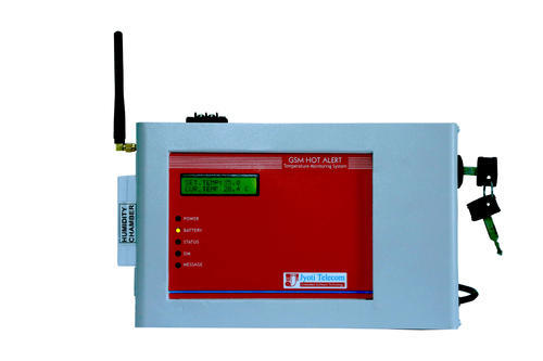Water Sense Detector System For Server Room