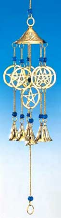 Mobile Wind Chimes