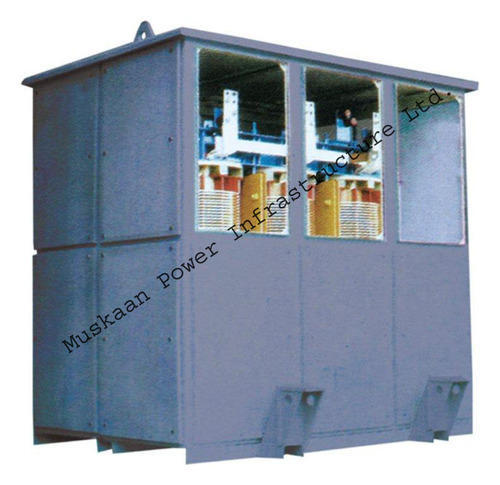 Corrugated Dry Type Transformer