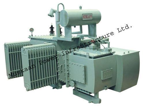 Power Transformer with OLTC Arrangement