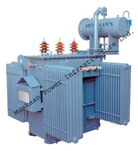 Single Phase Outdoor Power Distribution Transformer