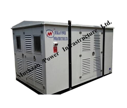 Transformer Package Substation