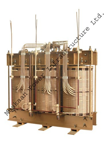 Ventilated Dry Type Power Transformer