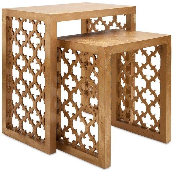 Wooden Designer Stools