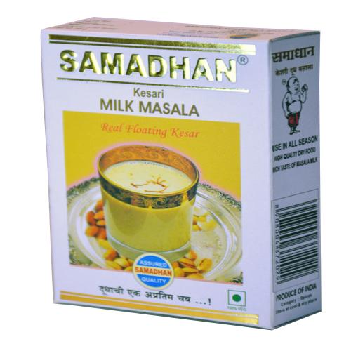 Samadhan Kesari Milk Masala