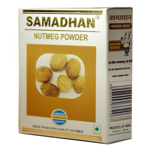 Samadhan Nutmeg Powder
