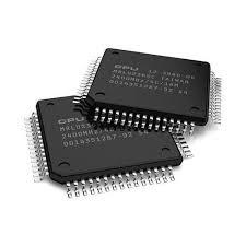 Microprocessor Integrated Circuit