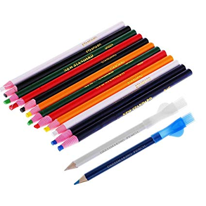 Colored Wax Pencils