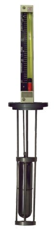 Top Mounted Magnetic level Indicators