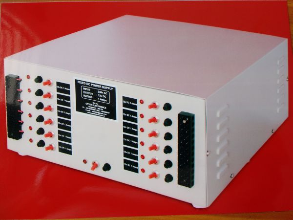 Multi Output DC Power Supply System