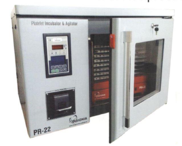 PR-22 Platelet Incubator with Reciprocator