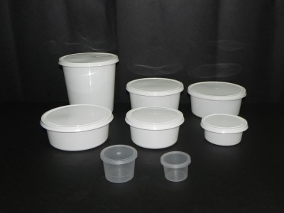 Plastic Container 01