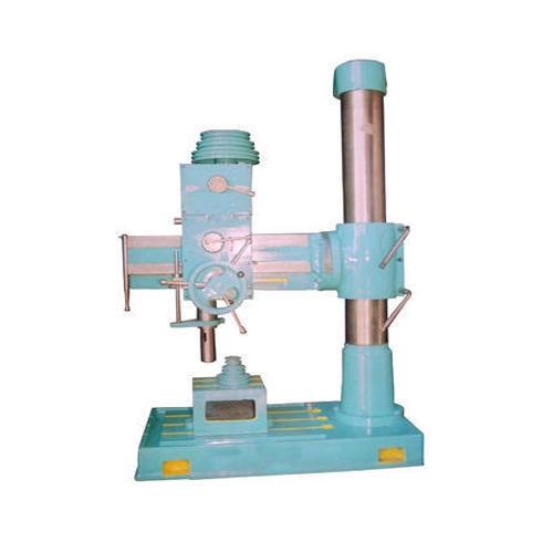 Automatic Radial Drill Machine