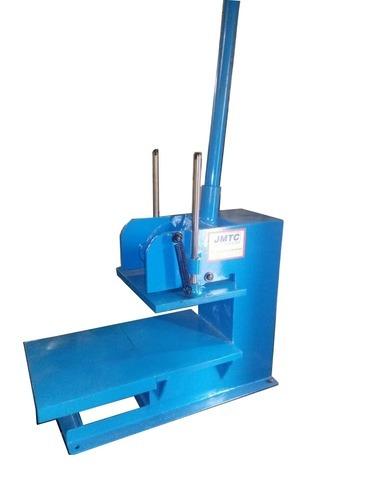 EVA Slipper Sole Cutting Machine