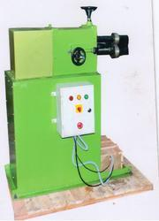 Motorised Grooving Machine