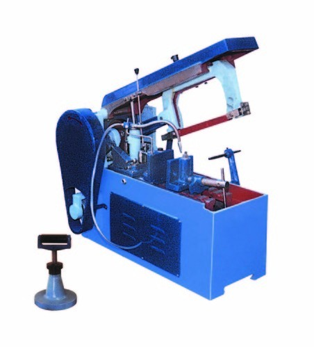 Power Hacksaw Cutting Machine