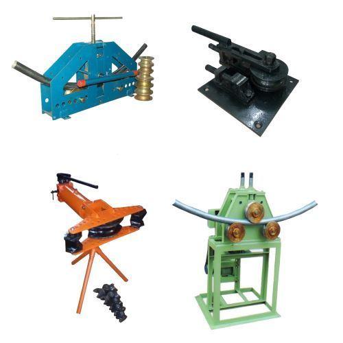 Roller Type Manual Pipe Bending Machine