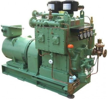 Reusable Marine Air Compressor