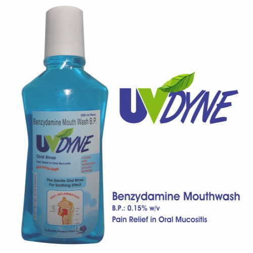 Benzydamine Mouth Wash