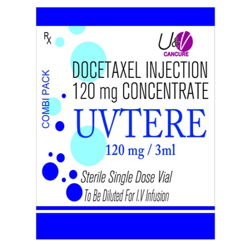 Docetaxel Concentrate Injection 01