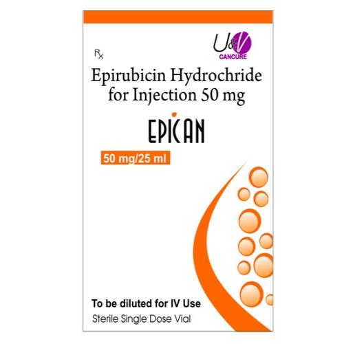 Epirubicin Hydrochloride Injection 01