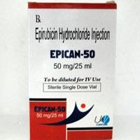 Epirubicin Hydrochloride Injection 02