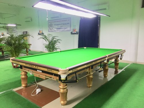 professional billiards table