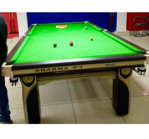 Exclusive Snooker Table Sharma S-1 (10/5)