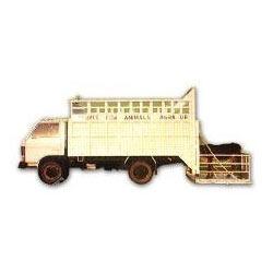 Cattle Lifting Van