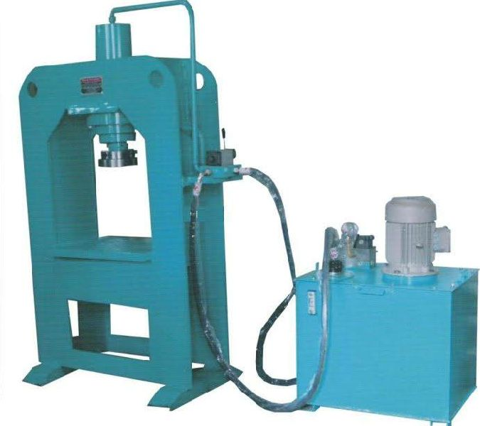 Interlock Tile Press