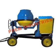 Portable Concrete Mixer
