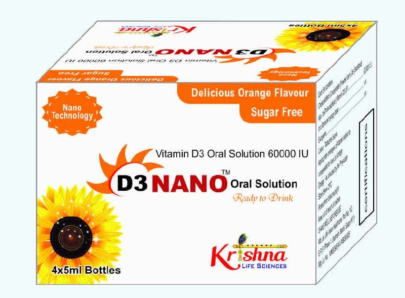 D3 Nano Oral Solution