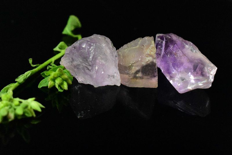 Brazilian Amethyst Raw Rough Stone