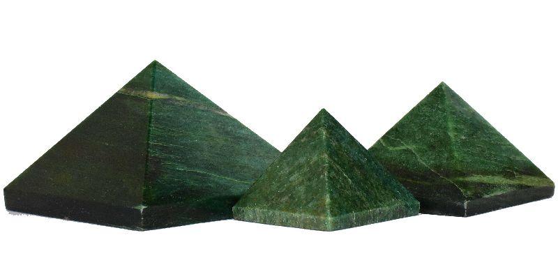 Green Aventurine Stone Pyramid