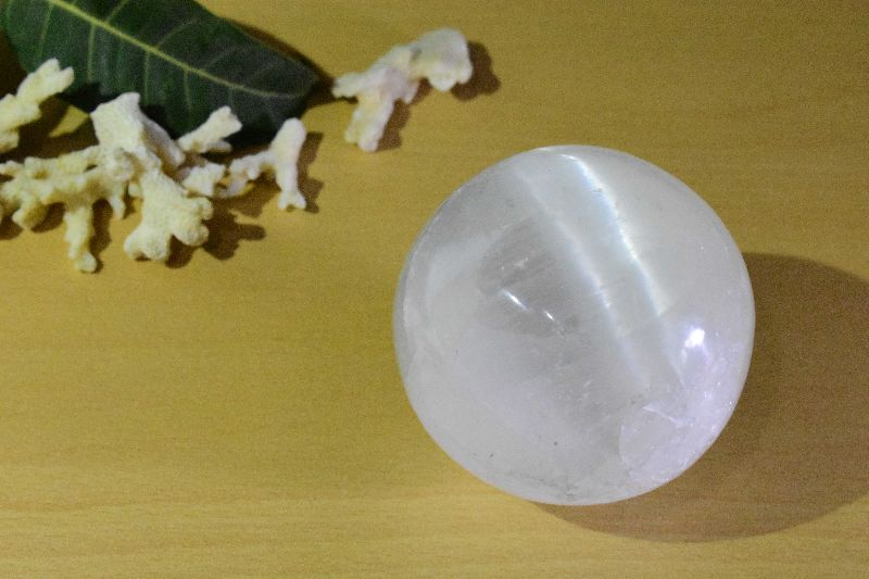 Selenite Sphere Ball